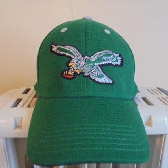 Philadelphia EAGLES NFL 47 Cap Hat Strecth fit 2ae4cbca1a61